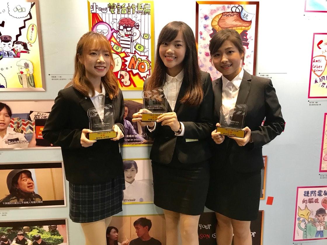PolyU HKCC - Students